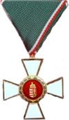 Magyar Köztársasági Érdemrend lovagkeresztje